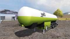 Kaweco tank manure v2.0