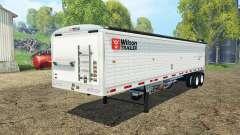 Wilson tender trailer