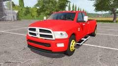 Dodge Ram 3500 v1.1 pour Farming Simulator 2017