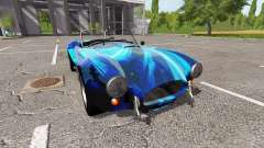 Shelby Cobra seaskin v2.0 für Farming Simulator 2017