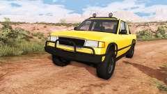 Gavril Roamer extended cab v1.1.2 für BeamNG Drive