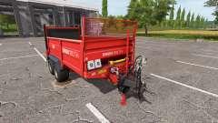SIP Orion 120 TH für Farming Simulator 2017
