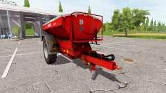 Rauch TWS 7000 pour Farming Simulator 2017
