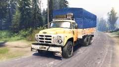 ZIL 133 Red Fox