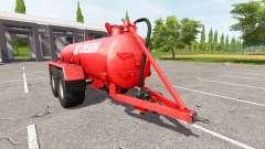 Creina 14000l für Farming Simulator 2017