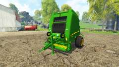 John Deere 864 Premium washable