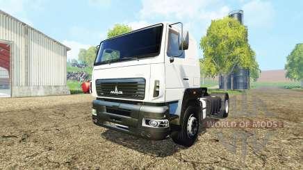MAZ 5440 für Farming Simulator 2015