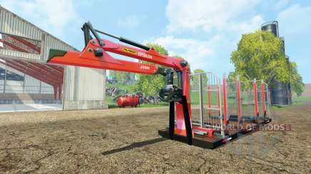 ITRunner forest edition v0.5 pour Farming Simulator 2015