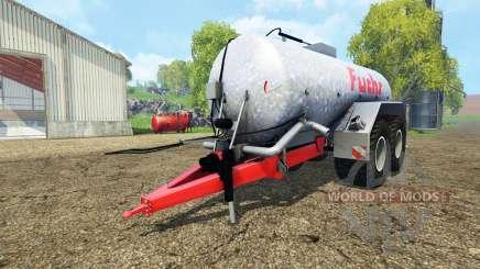 Fuchs 18500l für Farming Simulator 2015