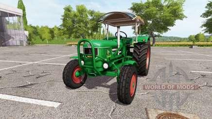 Deutz D80 v2.1 für Farming Simulator 2017
