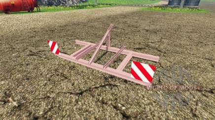 Equalizer ground v3.0 pour Farming Simulator 2015