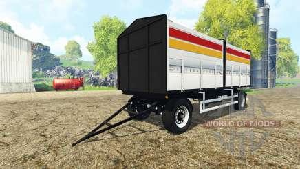 Tipper trailer pour Farming Simulator 2015
