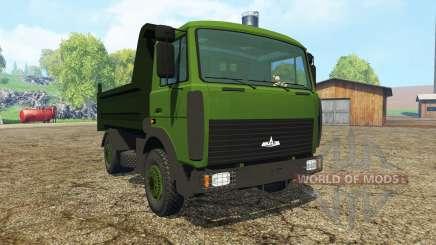 MAZ 5551 v3.0 für Farming Simulator 2015