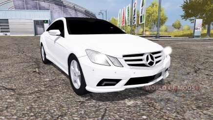 Mercedes-Benz E350 CDI (C207) für Farming Simulator 2013