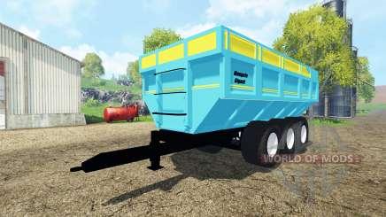 Mengele Gigant für Farming Simulator 2015