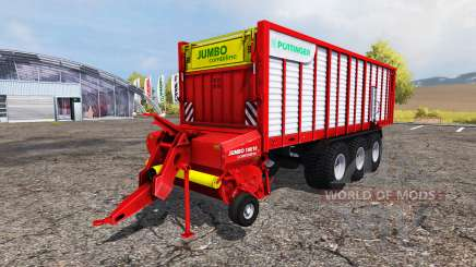 POTTINGER Jumbo 10010 pour Farming Simulator 2013