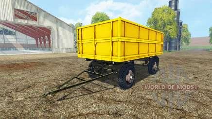 Hodgep MBP-6.5 pour Farming Simulator 2015