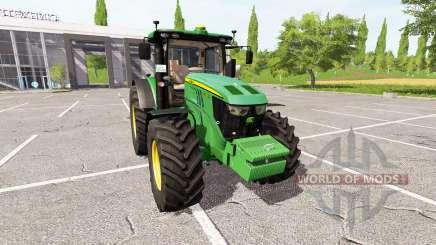 John Deere 6230R v3.0 für Farming Simulator 2017