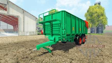Aguas-Tenias TAT22 v2.0 für Farming Simulator 2015