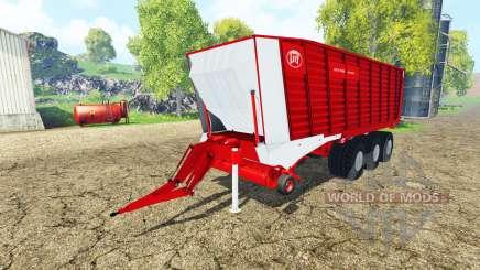 Lely Tigo XR 100D v1.2 pour Farming Simulator 2015