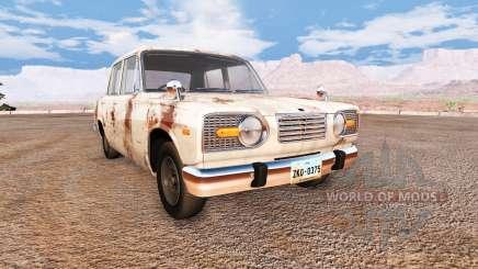 Ibishu Miramar rusty v1.1 pour BeamNG Drive