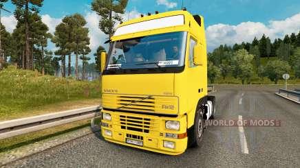 Volvo FH12 v1.4 für Euro Truck Simulator 2