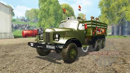 ZIL 157 v4.0 pour Farming Simulator 2015