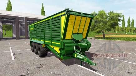 Jonh Deere trailer für Farming Simulator 2017