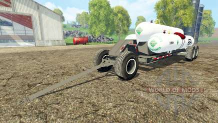 Triple Tank Wagon pour Farming Simulator 2015