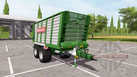 BERGMANN HTW 30 für Farming Simulator 2017