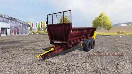 PRT 7A pour Farming Simulator 2013