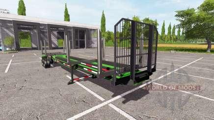 Logging Trailer pour Farming Simulator 2017