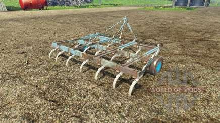 Cultivator v1.1 pour Farming Simulator 2015