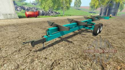 Cochet header trailer pour Farming Simulator 2015