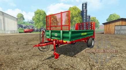 Kirchner T3060 pour Farming Simulator 2015