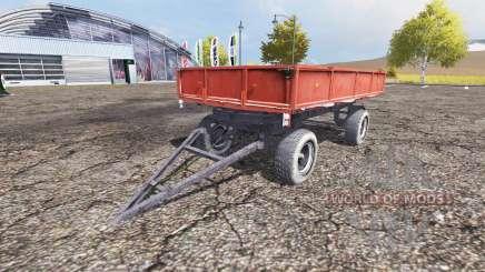 Autosan D47 für Farming Simulator 2013
