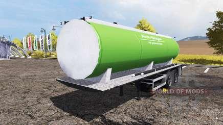 Slurry manure tanker für Farming Simulator 2013