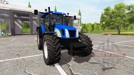New Holland T5070 für Farming Simulator 2017