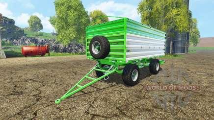 Mega Metal 14T für Farming Simulator 2015