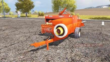 Sipma Z224-1 v2.1 pour Farming Simulator 2013