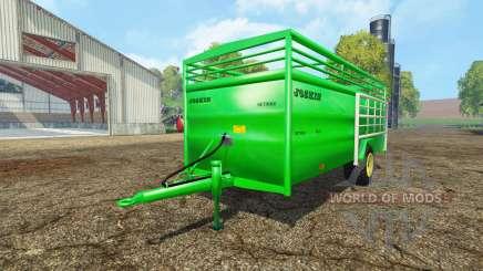 JOSKIN Betimax RDS 6000 für Farming Simulator 2015