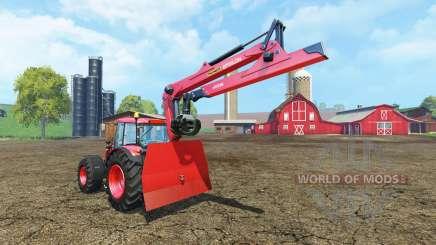 Palfinger Epsilon M80F v2.0 für Farming Simulator 2015