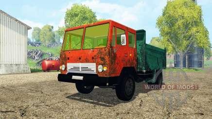 KAZ 608 v2.0 pour Farming Simulator 2015