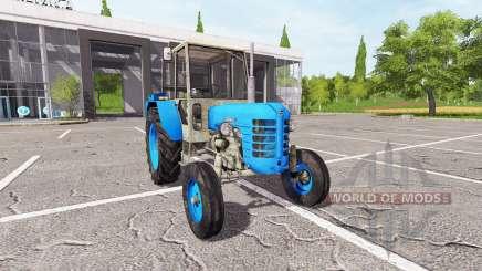 Zetor 4011 pour Farming Simulator 2017