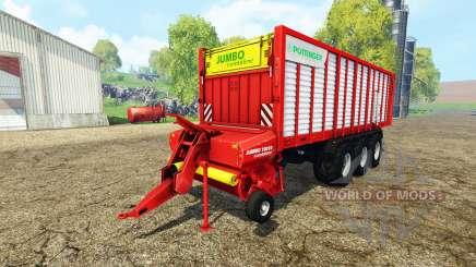 POTTINGER Jumbo 10010 v1.9 für Farming Simulator 2015