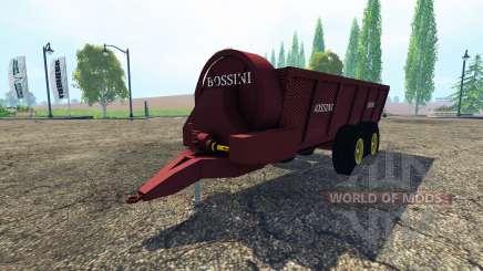 Bossini für Farming Simulator 2015