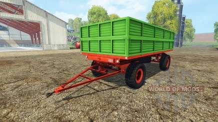 Hodgep MBP-9 pour Farming Simulator 2015