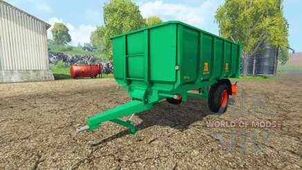 Aguas-Tenias AT10 für Farming Simulator 2015