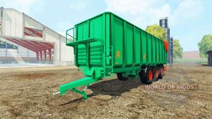 Aguas-Tenias TRAT30 für Farming Simulator 2015