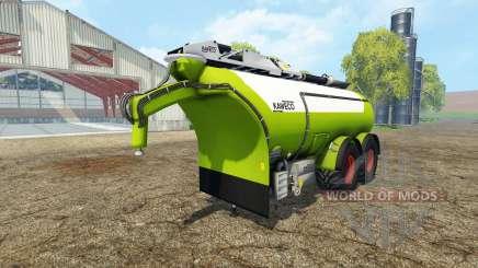 Kaweco Zwanenhals v1.1 für Farming Simulator 2015